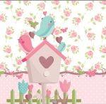 Jardim Encantado / Dos Pássaros