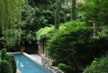 Water features/pools