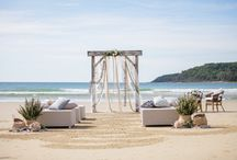 Noosa Ceremony Locations / Beautiful Noosa ceremony locations
