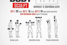 Uper body workout