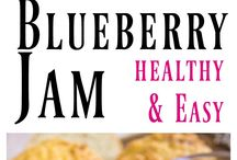 Low carb desserts and jam