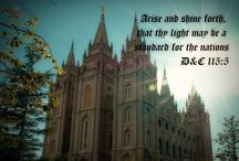 The Church of Jesus Christ of Latter-Day Saints / I'm a Mormon / by Sheri Lopez
