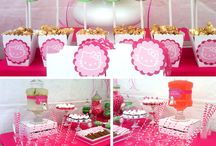 hello kitty party themed party