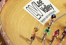 Velodrome / Follow in the footsteps of Team GB and cycle Lee Valley VeloPark's velodrome.  -AOK CAVENDISH-   http://aokevents.com/calendar/package/1273