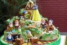 dort Sněhurka a sedm trpaslíků