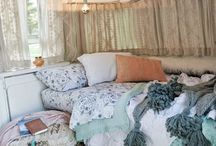 Glamping and Camping / Decorating your camper, going camping...and decorating it well!