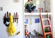 boys room / by Ellen McNaughton