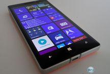 Nokia Lumia 930 / Hier zeigen wird Produktbilder des Nokia Lumina 930.