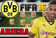 FIFA 16 / Gramy w FIFE 16