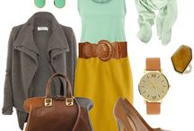 Stylescape / Closet curation / by Sara Carr