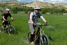 Mountain Bike Maah Daah Hey / by Karen Kefauver