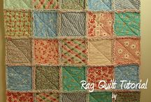 Quilt tutorials -Great site / by Deb Sears