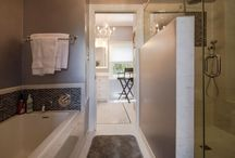 Modern Divided Bathroom