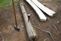 Sawing Logs and Lumber for Woodworking