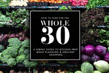 Whole30 + Paleo / by Julie Grubb