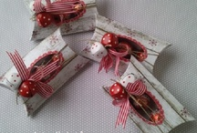 boxes and  bags for  xmas