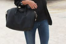 Dark cropped skinny jeans how to
