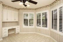Plantation Shutters By San Antonio / The San Antonio Company is the USA's leading resource for stunning high quality wooden plantation #shutters and wooden blinds for interior windows.
