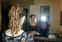Homecoming hair / by Deb Wabnitz