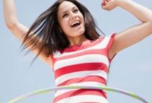 Hula hoop adult class
