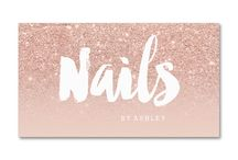 Nail card business