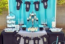 Kate's baby shower / by Alyssa Ivey