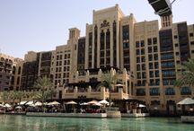 Landing in Dubai / My first Middle East experience, Dubai UAE