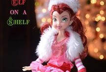 Elf on the Shelf / by Kiersten Parrales