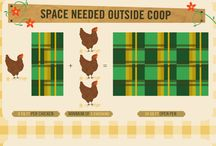 Backyard Chickens / I'm planning on having chickens in my garden. Here I store ideas :-)