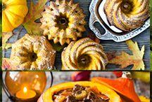 Podzimní inspirace / Pravidelná dávka inspirace na podzimní vaření :)