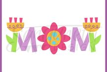 Mother's Day Graphics / Mother's Day / by Mygrafico Digitals