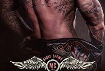 Scott king international cover model