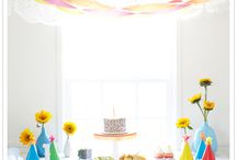 Easton's First Birthday / by Rebecca