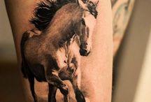 Horse tatts