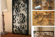 Home Diy  / by Alysia Vanderpool