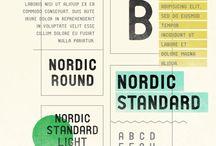 Typography/Fonts