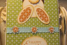 Easter / St. Patty's Day Cards / by JoAnn MacRae