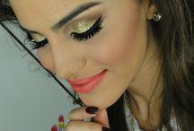 Make up glitter / Make up glitter per un look luminoso e scintillante