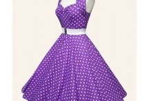 Purple dresses for my brother's wedding / by Cheryl Sleboda