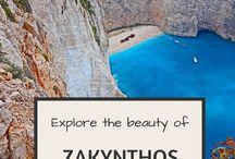 Greece / Greece, Greek beaches, Greek caves, Zakynthos, Cephalonia, Meteora, Athens, Santorini, Mykonos...