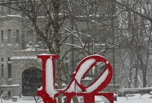 My City of Brotherly Love - Philadelphia / by BratSheila Robinson