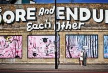 East is East London  / East London Area / by Cat Needle