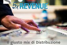 5x Revenue / Le cinque leve del Revenue Management http://www.rossosicaniasc.it/blog