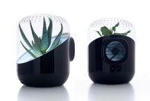 Du végétal et du design,