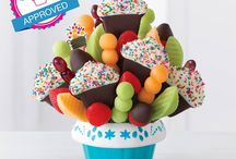 Birthday Expert Inspiration / At Edible Arrangements® we like to think of ourselves as the Birthday Experts! Get some inspiration for fresh birthday ideas from the Birthday Experts. #Gifts #Birthday #BirthdayParty  / by Edible Arrangements