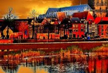 Deventer, the Netherlands. My hometown