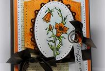 (AF) Cards ~ Flowers  # 3