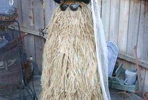 Yaz - Tree costume