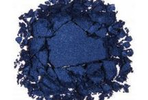 Blue Velvet / From Doll Collection Matte Eyeshadow. Featuring Blue Velvet. The deepest royal china blue intense colour.