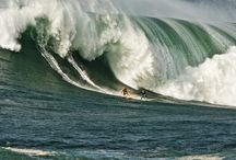 Big surf / by Wayne Marinovich